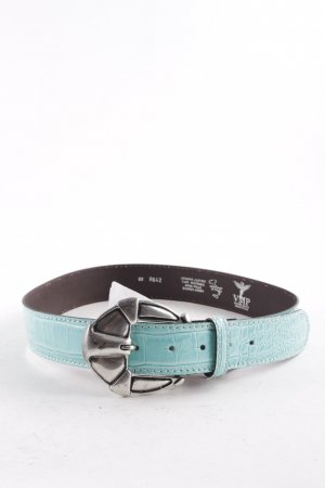 VMP Leather Belt animal pattern country style