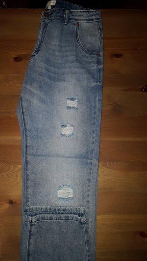 Charles Vögele Jeans boyfriend azzurro