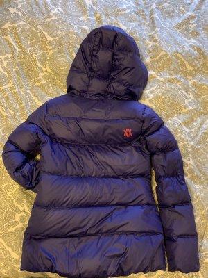 Winter Jacket dark violet-violet