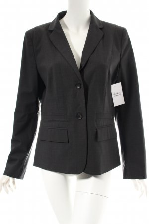 Vogue Blazer gris antracita moteado estilo «business»