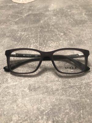 Vogue Brillenfassung Anthrazit matt