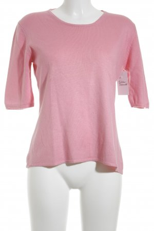 Vogue Cashmerepullover rosa Brit-Look