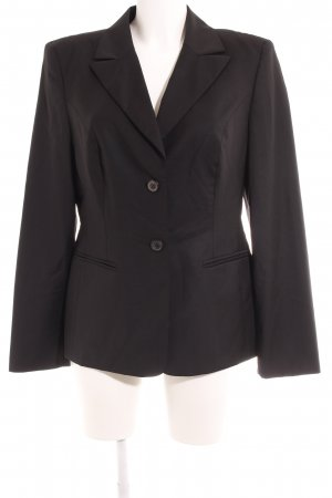 Vogue Long-Blazer schwarz Business-Look