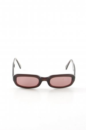 Vogue ovale Sonnenbrille pink Casual-Look