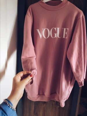 Vogue Pullover Blogger Hoodie Oversize