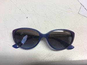 Vogue Sonnenbrille blau lila