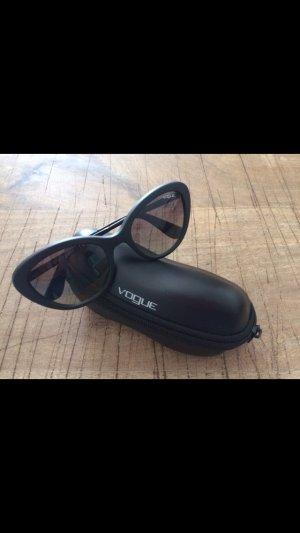 Vogue Sonnenbrille in schwarz