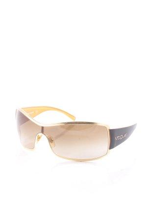 Vogue Sonnenbrille mehrfarbig extravaganter Stil
