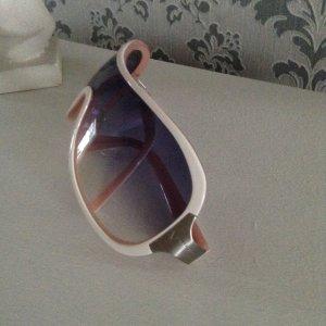 Vogue Sonnenbrille Weiß Rosa NEU!