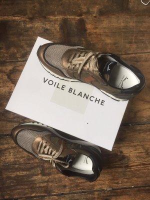 Voile Blanche Sneaker Gold Kaki