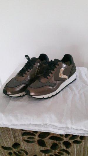 Voile Blanche Sneaker Julia Power Bronze Metallic Größe 39