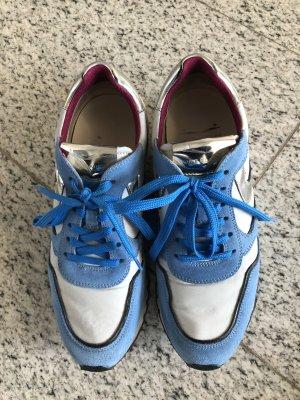 Voile Blanche Sneaker Julia power Matrialmix