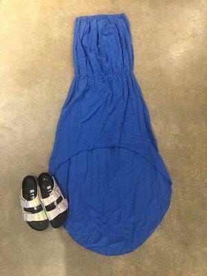 Vestido mullet azul neón-azul
