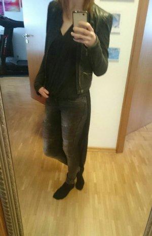 Vokuhila Hipster Sommershirt Zara