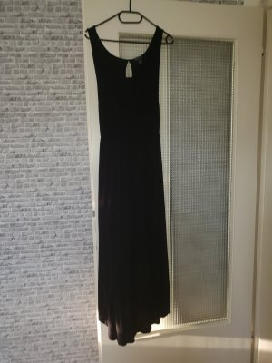 Amisu High Low Dress black