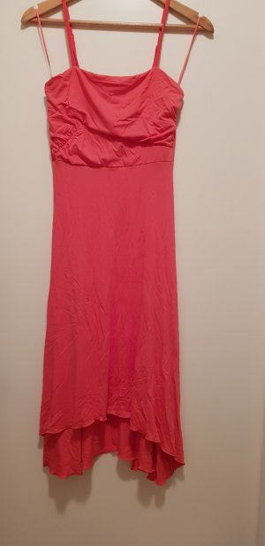 Bodyflirt High Low Dress salmon