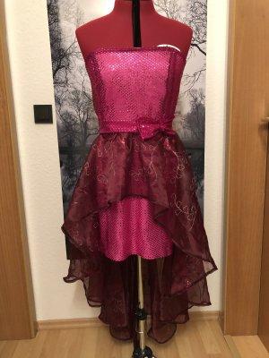 Vestido de lentejuelas rosa