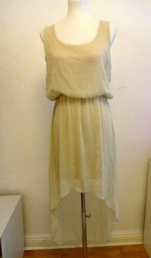 Vokuhila Kleid Gr. 38 Creme weiß Sommer
