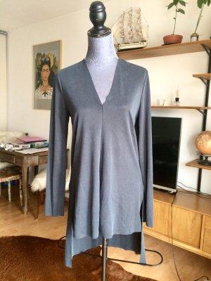 Vokuhila Kleid mit V-Ausschnitt Größe M Zara