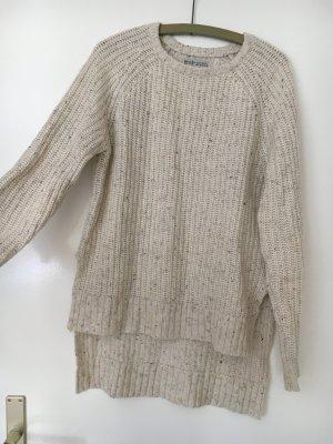 VoKuHiLa - Pullover in creme mit farbigen Akzenten