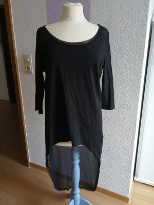 Vero Moda Jurk met langere achterkant zwart