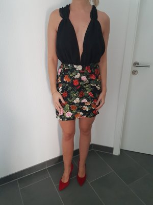Asos Petite Mini vestido negro