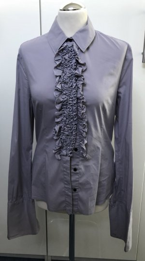 by Malene Birger Blouse à volants violet