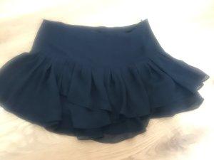 Mango Mini rok zwart