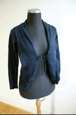 Volant Strickjacke in XS