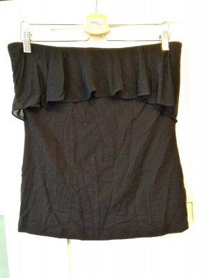 Volant Tube-Top, H&M, neu