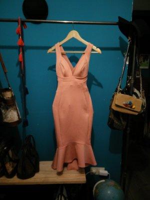 Asos Petite Volante jurk veelkleurig