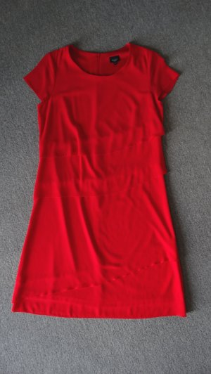 Bexleys Flounce Dress red