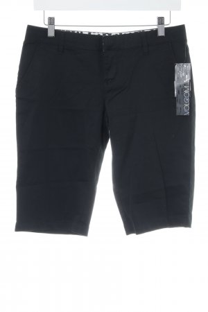 Volcom Bermudas black casual look