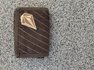 Volcom Wallet light brown-brown