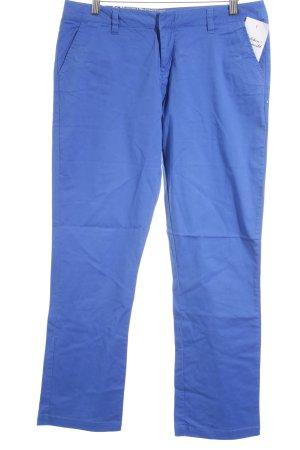 Volcom Hüfthose blau Casual-Look