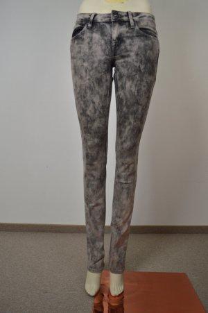 Volcom Jeans Gr. 30 grau meliert