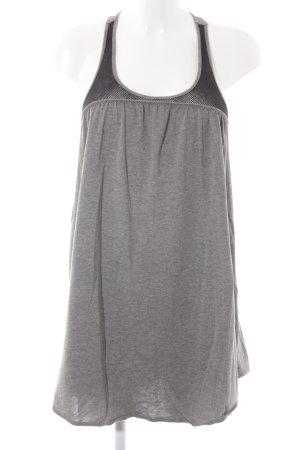 Volcom Jerseykleid grau-schwarz Casual-Look