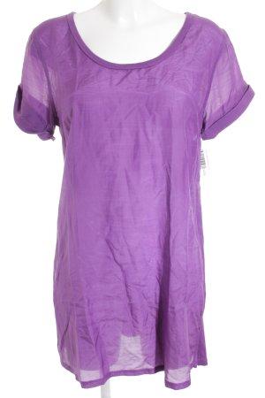 Volcom Longshirt lila Casual-Look
