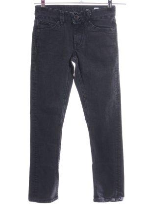 Volcom Skinny Jeans schwarz Casual-Look