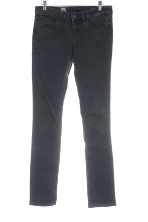 Volcom Skinny Jeans anthrazit Casual-Look