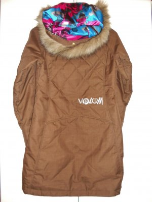 VOLCOM Stone - Girls Wintermantel Gr. XS