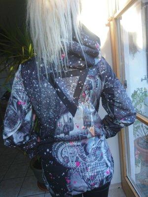 Volcom Outdoor Jacket black-pink