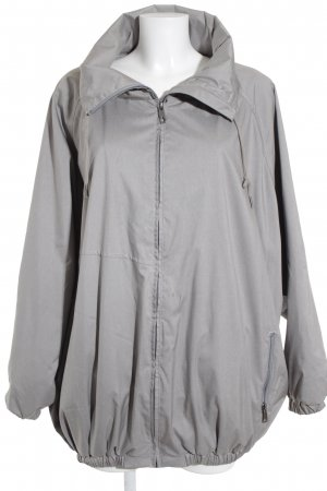 Volcom Windbreaker grey simple style