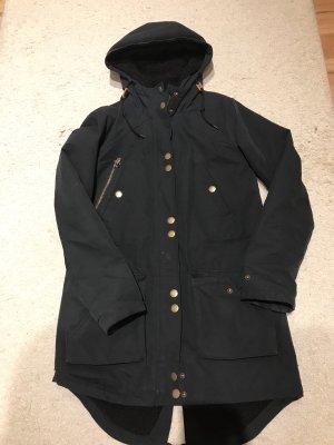 Volcom Cappotto invernale nero