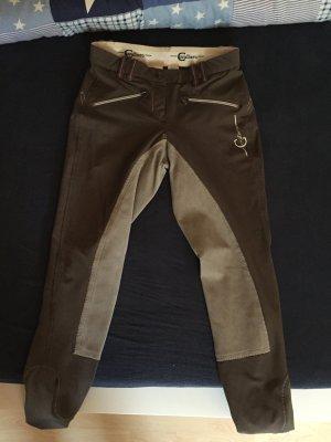 Cavallaro Napoli Pantalone da equitazione cachi