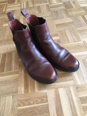 Aigle Chelsea Boots brown-dark brown