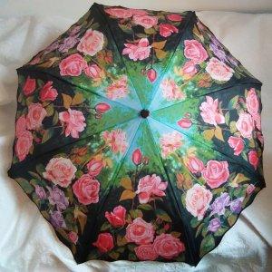 Opvouwbare paraplu veelkleurig Polyester