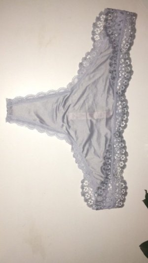 Victoria's Secret Braguita gris claro-azul pálido