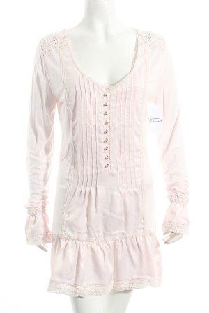 Vsct Minikleid rosé Romantik-Look
