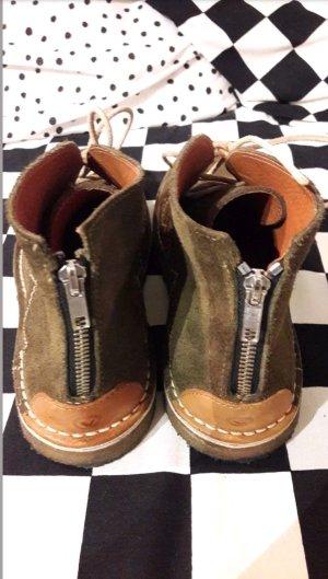 Vudu Wildleder Boots Gr. 41